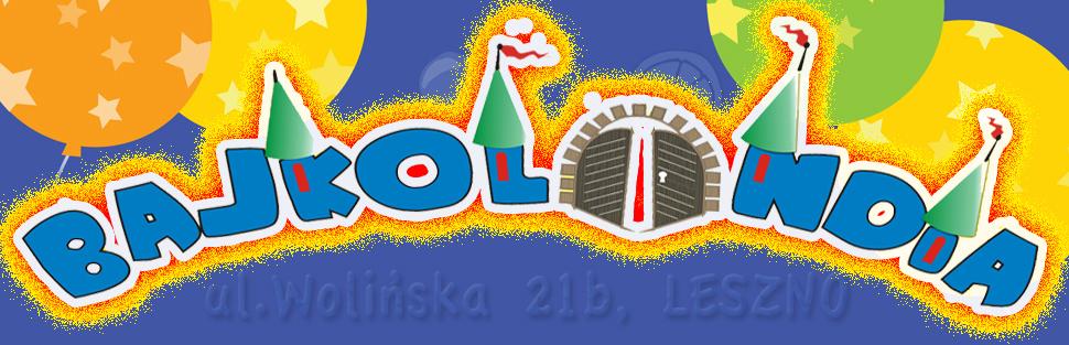 Wzór zaproszenia na imprezę - BAJKOLANDIA LESZNO - sala zabaw dla ...